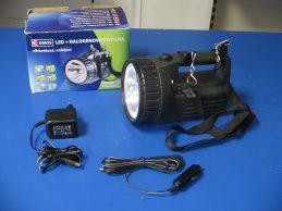 Emos 3810 LED-Halogen Tölthető lámpa, főkép