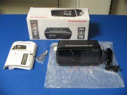Thomson CP300T Projektoros rádiós ébresztőóra Új!!, főkép