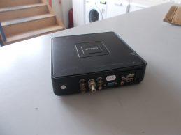 Fisotech 4 csatornás rögzítő HDD nélkül eladó, főkép