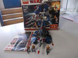LEGO Star Wars – Droid Tri-Fighter (8086), főkép
