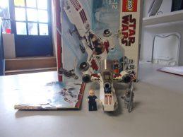 LEGO Star Wars – Freeco Speeder (8085) Anakin Skywalker, főkép