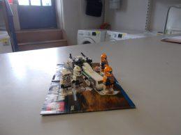 LEGO Star Wars – Clone Troopers csatasor (7913), főkép