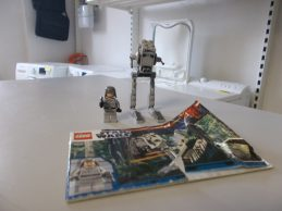 LEGO Star Wars – AT-ST lépegető (9679), főkép