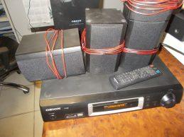 Orion HT 900 , 5.1 házi-mozi rendszer  HDMI, USB, főkép