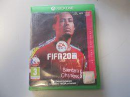 FIFA 20 Xbox One lemez, főkép