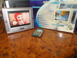 Seltronic T50C28B hordozható LcD TV, főkép