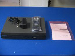 Hikvision DS-7204HWI-SH 4 csatornás analóg rögzítő, főkép
