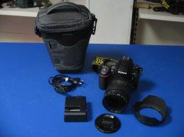 Nikon D810 Body Digitális fényképezőgép +Nikon AF-S 24-120mm f/4G ED VR IF Objektív., főkép