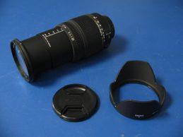 Sigma 18-250mm f/3.5-6.3 DC Macro OS HSM  Objektív., főkép