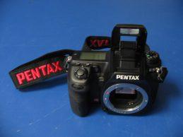 Pentax K-5 váz, főkép