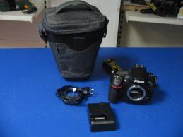 Nikon D810 Body Digitális fényképezőgép, főkép