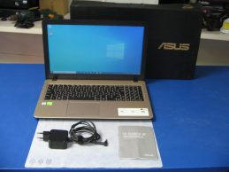 ASUS X540UB-GQ755T Notebook  i3 7th Gen  Processzor, főkép