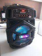 MP3 Hordozható hangfal jótállással, főkép