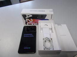 Samsung Galaxy A20s 32GB mobiltelefon jótállással, főkép