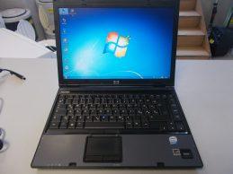 HP-Compaq 6910p Laptop jótállással, főkép