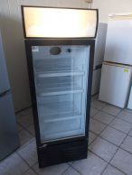 Üvegajtós hűtő LG200 3hónap jótállással eladó, főkép