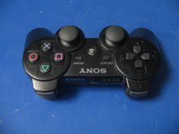 PS3 Dualshock 3 Kontroller (Fekete)., főkép