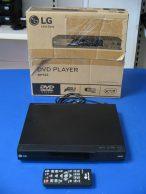LG DP-132 Asztali DVD Lejátszó, főkép