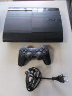 PS3 Konzol jótállással, főkép