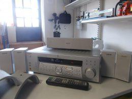 Sony STR-DE585 Házimozi jótállással, főkép