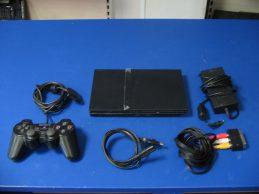 Sony PlayStation 2 (PS2) Slim Játékkonzol., főkép