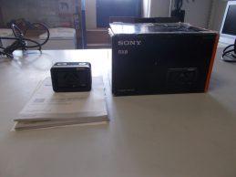 Újszerű Sony DSC-RX0 akciókamera jótállással, főkép