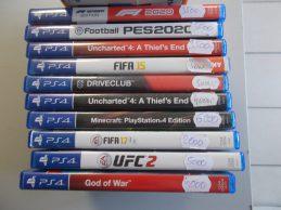 Sony PS4 játékok jótállással 2000-7000 ft, főkép