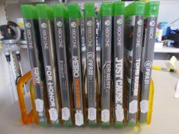XBOX ONE játékok jótállással 3000-5000 ft, főkép