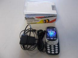 Nokia 3310 Dual Mobiltelefon jótállással, főkép