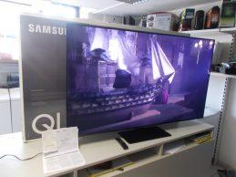 Új Samsung QE55Q82TAT LED TV 2024.04.25-ig GYÁRI GARANCIÁVAL, főkép