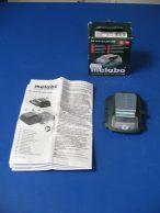 METABO Akkumulátor Adapter 14,4-18V LED Világítással és 2 DB USB Csatlakozóval., főkép