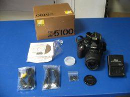 Nikon D5100 + 18-55mm Digitális fényképezőgép, főkép