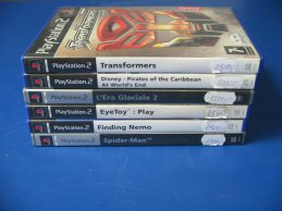 Sony PS2 játékok jótállással!, főkép