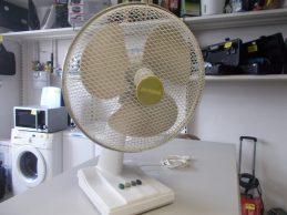 Alaska 3fokozatú ventilátor jótállással, főkép