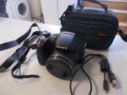 Sony DSC-H300 Digitális fényképezőgép jótállással, főkép