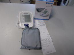 Új Omron M2 Intellisense felkaros vérnyomásmérő 2024-ig garancia, főkép