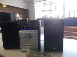 JVC UX-G68 Mini Hifi(DVD-t is lejátszik) jótállással, főkép