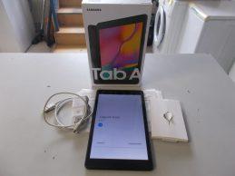 Samsung T-295 Galaxy Tablet jótállással Újszerű!, főkép