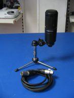 Audio-Technica AT-2020 Stúdió kondenzátoros mikrofon., főkép