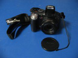 Canon PowerShot S5-IS digitális fényképezőgép., főkép