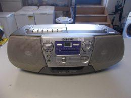 Sony cfd-v7 CD/rádiós magnó jótállással, főkép