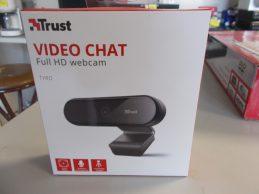 Új Trust Tyro (23637) Webkamera jótállással, főkép