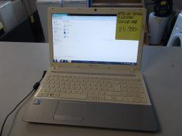 Pacard Bell laptop jótállással, főkép