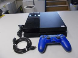 PS4Fat konzol 1TB jótállással, főkép