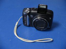 Canon PowerShot SX120 IS Digitális fényképezőgép, főkép