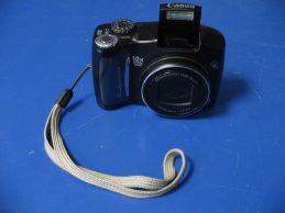 Canon PowerShot SX100 IS Digitális fényképezőgép., főkép