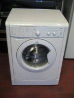 Indesit IWC-6105  Elöltöltős mosógép 6 hó jótállással!, főkép