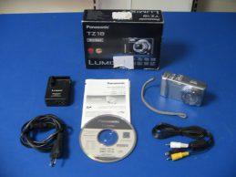 Panasonic Lumix DMC-TZ18 Digitális fényképezőgép, főkép