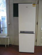 Whirlpool BLF-8001 W  Alul fagyasztós Kombinált Hűtőszekrény 3 hó jótállással!!