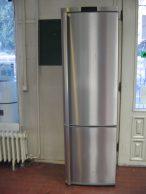 AEG S83800CTM0  No Frost  Alul fagyasztós Kombinált Hűtőszekrény 3 hó jótállással!!, főkép